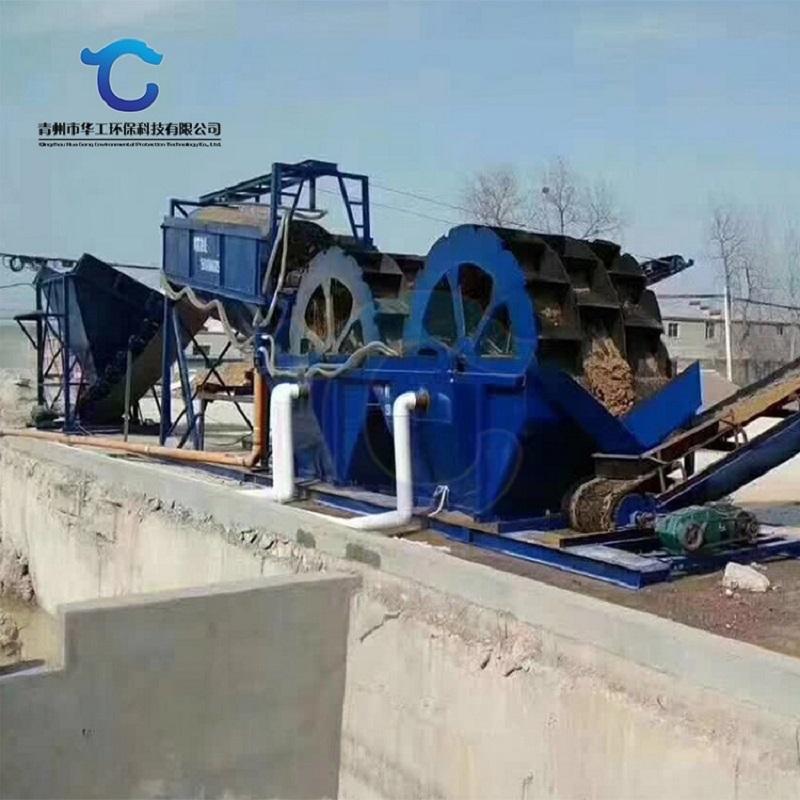泰安全自動洗石子設備生產線 礦山洗砂設備報價