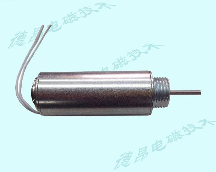 推拉式电磁铁(图)、圆管电磁铁、惠州市电磁铁