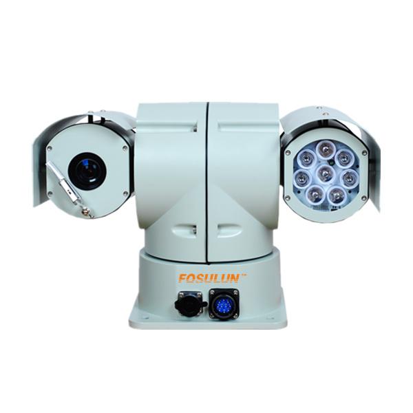 车载云台监控摄像头 高清船载车载车顶摄像机 车载监控系统