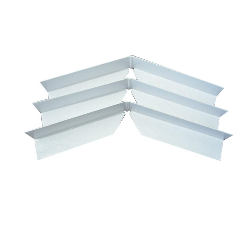 长期出售石家庄市深泽县纸箱护角条 防水折弯护角 可支持混批