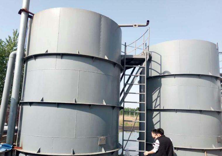 济宁市污水处理设备、山东歌泽、污水处理设备厂家发货