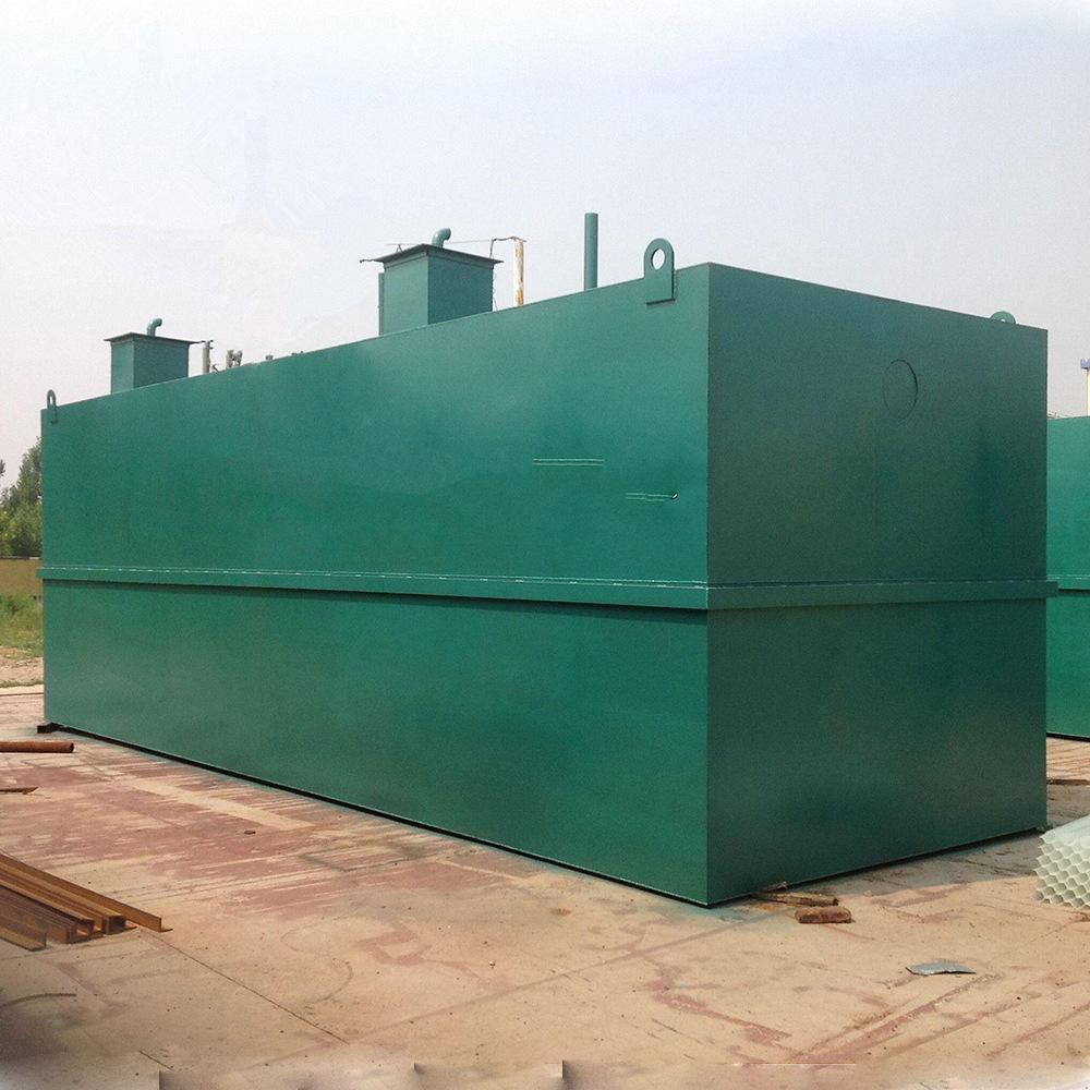 斜管沉淀污水处理设备、河池市污水处理设备、山东歌泽(查看)