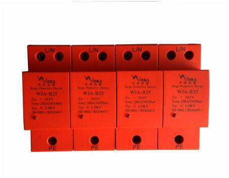 SPD20-385Q电涌保护器,铁路信号避雷器 crcc认证防雷器