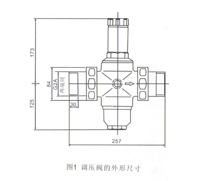 FS-Y22SD-30船用柴油机减压阀
