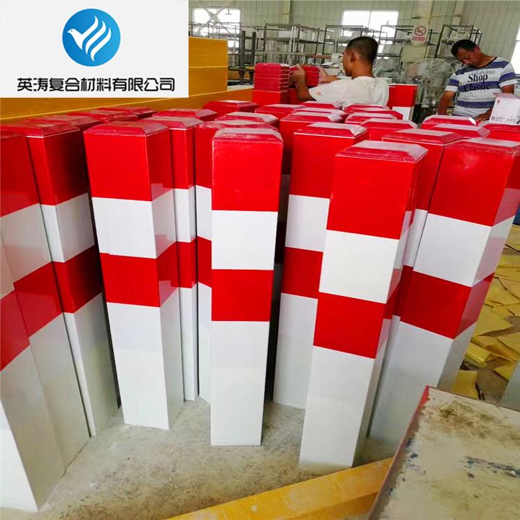 供應陽泉市PVC標志樁 廠家定制電力電纜標志樁 交通標志牌