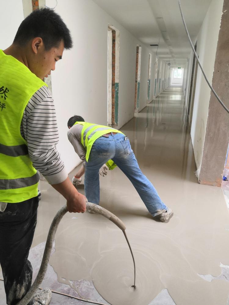 车库自流平施工、水泥自流平施工(在线咨询)、石景山自流平