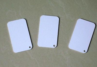 rfid电子标签厂家定制机场行李吊牌标签