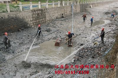 东至市政雨水管道清淤检测江苏应天环保科技