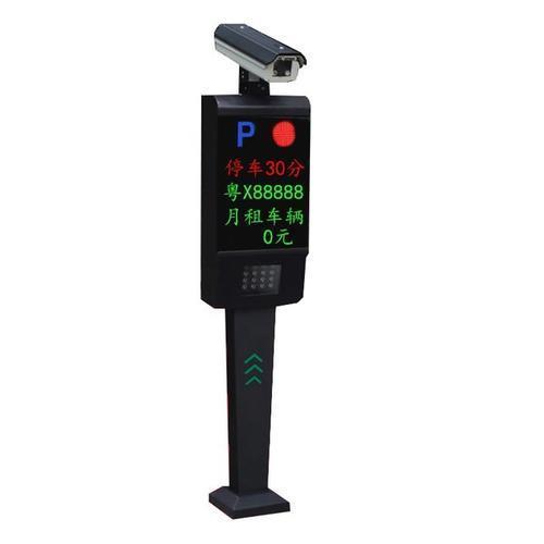 兰考小区车牌识别系统智能道闸系统厂家