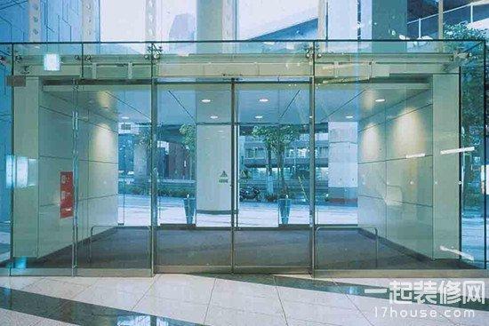 西城区安装感应门展览路安装玻璃感应门