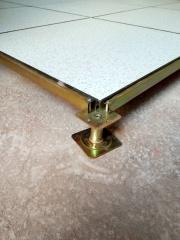 广安市防静电地板、升腾建材PVC塑胶地板、陶瓷面防静电地板