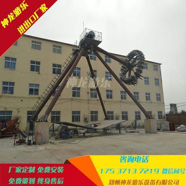 神龙游乐设备厂(图)、游乐设备大摆锤价格、株洲市大摆锤