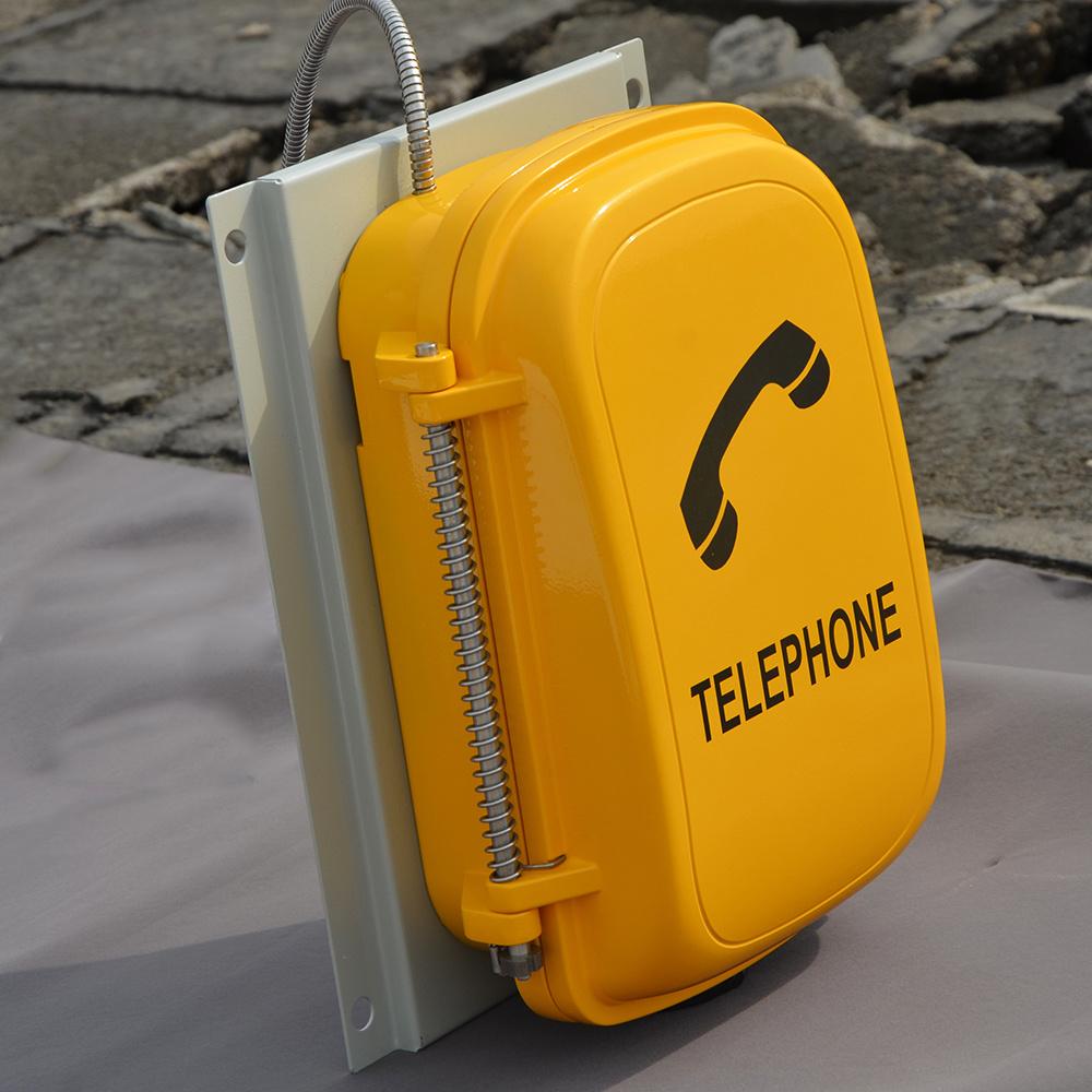 艾弗特隧道防水防爆扩音电话机