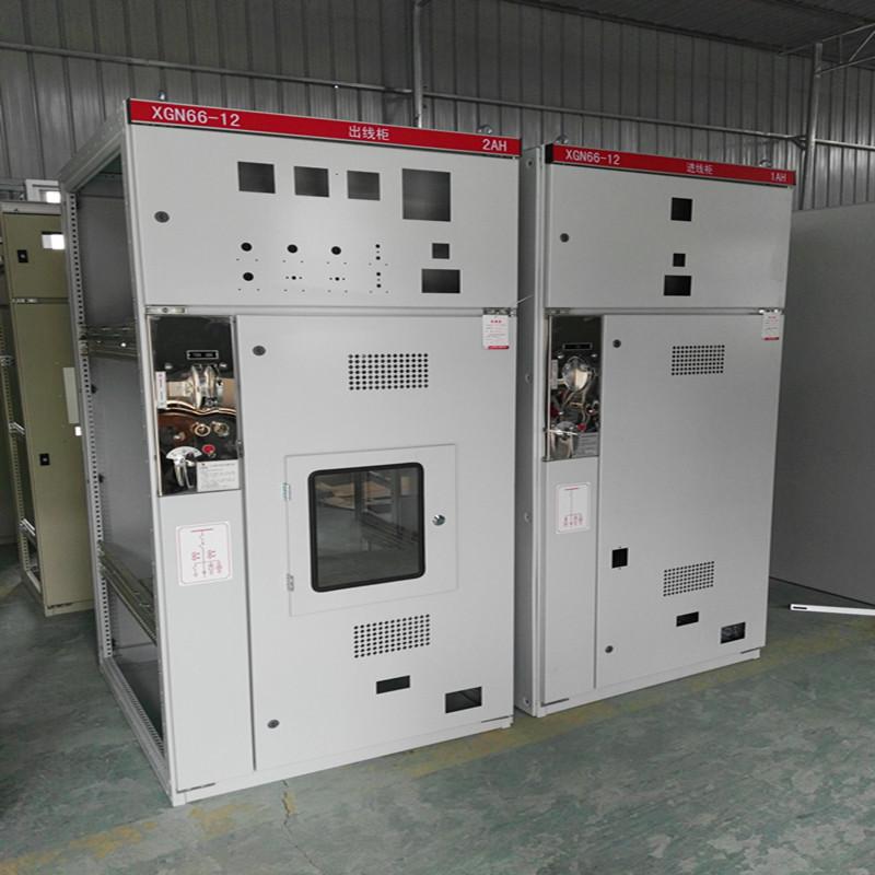 高压开关柜XGN66-12 箱式固定式开闭所 高压环网柜