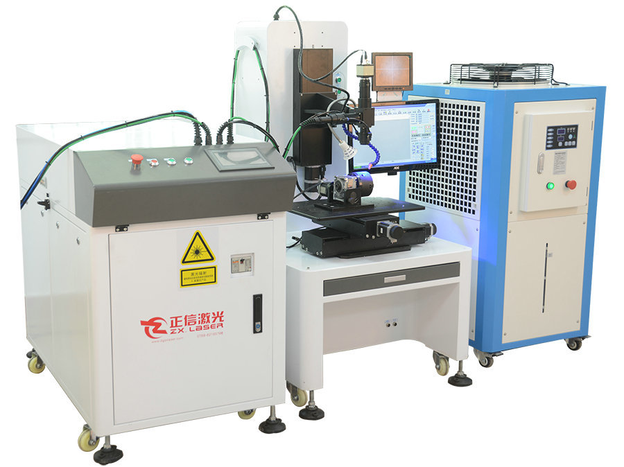 光纤传输激光焊接设备