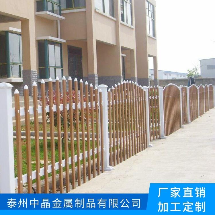 農村廠房2米高圍墻欄桿效果圖設計生產廠家