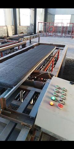 复合一体板设备、一体板设备、岩棉一体板设备