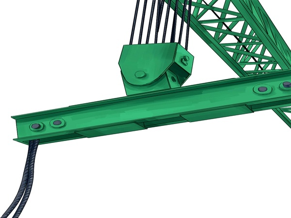龙门吊型号、淄博龙门吊、铁托起重机(查看)