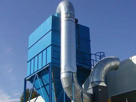 诺和环保单机除尘器的结构性能及用途范围
