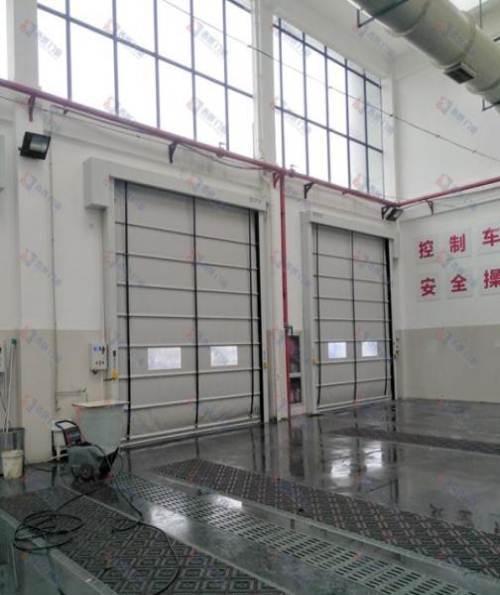 天津涡轮快速门、快速门安装、河西快速门