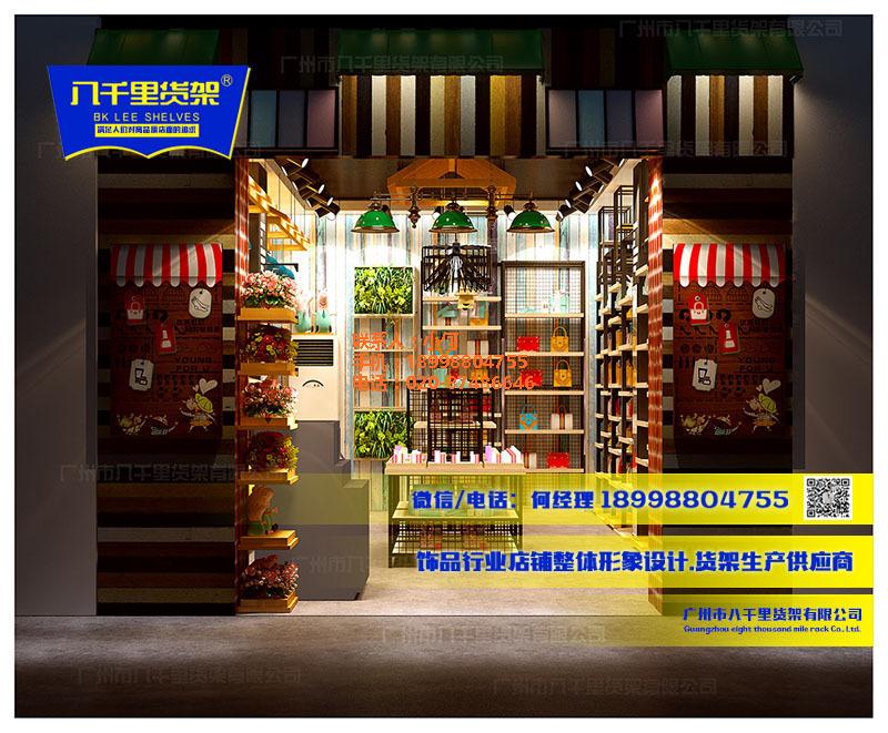 门头沟伶俐饰品货架、八千里货架、三福伶俐饰品货架