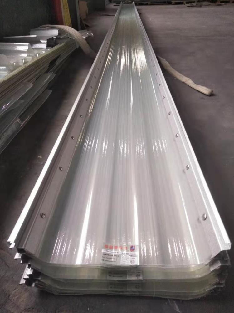 艾珀耐特FRP475型铝镁锰采光带采光板生产厂家