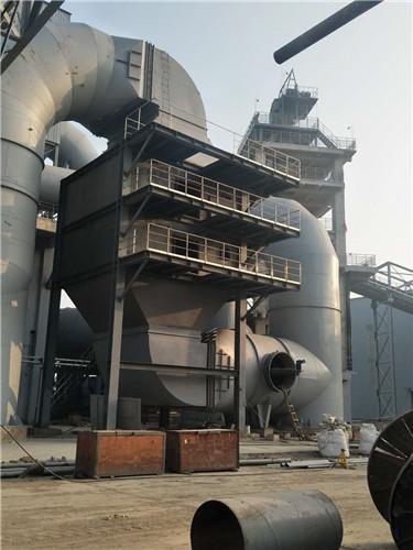 5台75吨循环流化床炉脱硝提标改造真实案例
