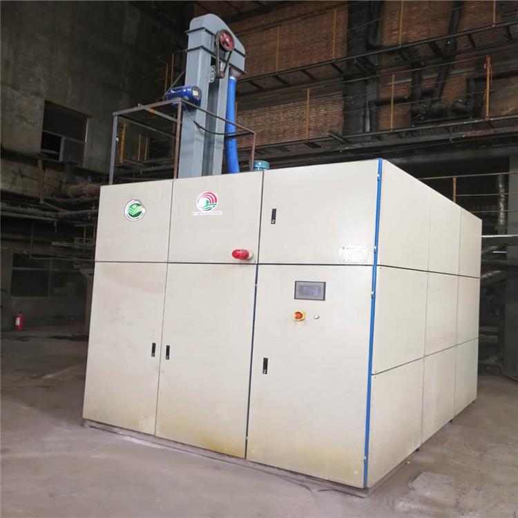130吨循环流化床炉高分子脱硝设备