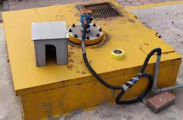 超声波液位计在石灰石浆液测量中的应用