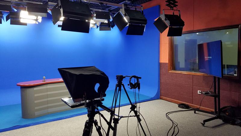演播室建设校园演播室超清演播室