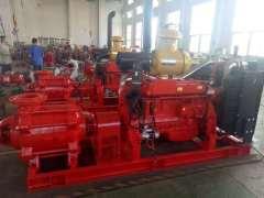 山东XBC8/20G-BY柴油机消防泵厂家