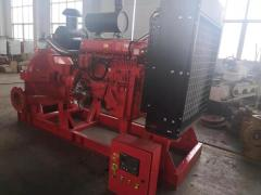 山东XBC5/80G-BY柴油机消防泵参数