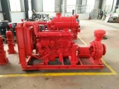 山东XBC8/50G-BY柴油机消防泵厂家直销
