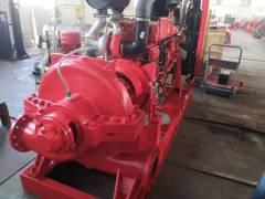 河北XBC12/150G-BY柴油机消防泵选型报价