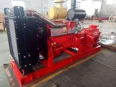 天津XBC12/120G-BY柴油机消防泵选型报价