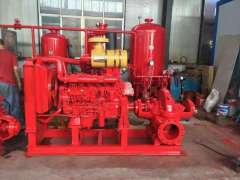 山东XBC10/80G-BY柴油机消防泵参数