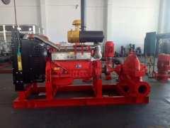 湖南XBC5/50G-BY柴油机消防泵厂家