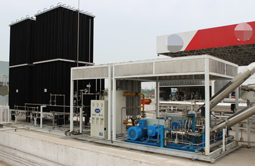 出售L--CNG转换设备 L_CNG加气站 lng加气站