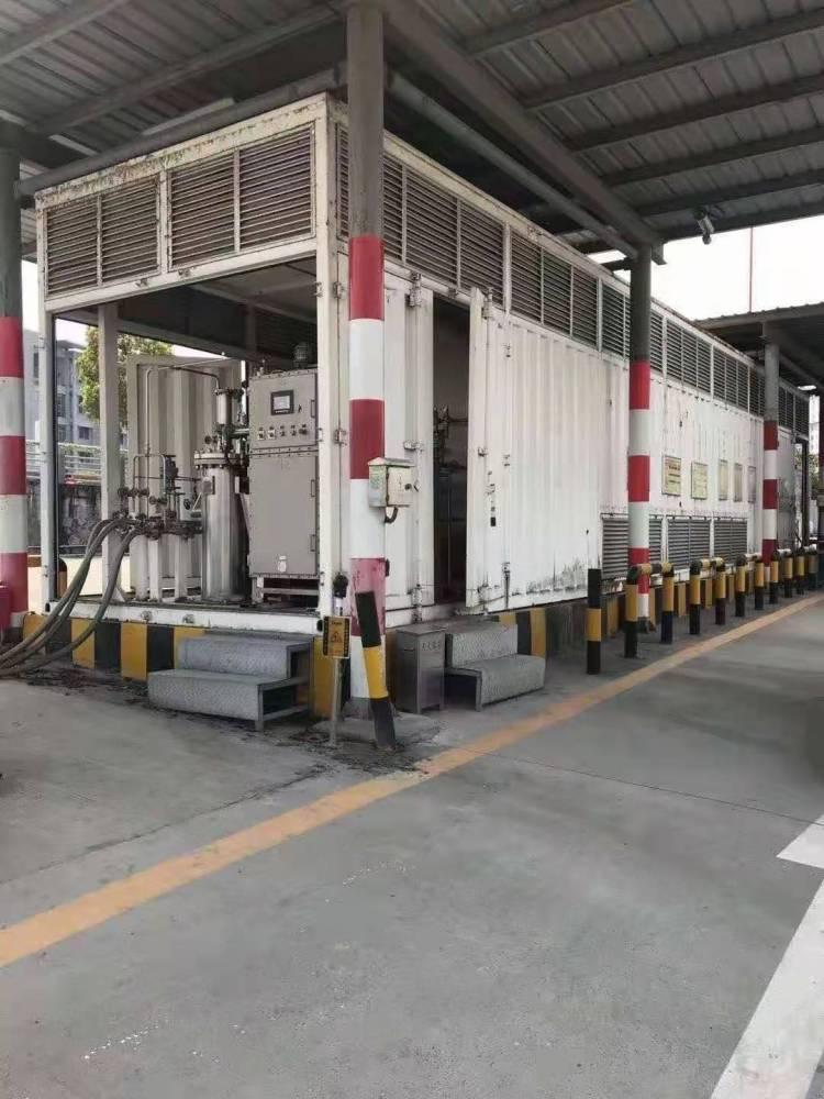 出售LNG整体加气撬装站 lng加气站  lng整体加气装置