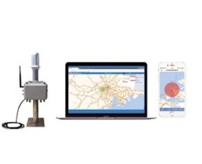 室外有线(无线)传输雷电预警系统闪电定位仪安装厂家-河南扬博