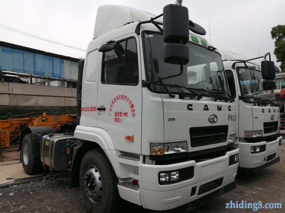华南港口有实力的拖车行 广州深圳的拖车公司