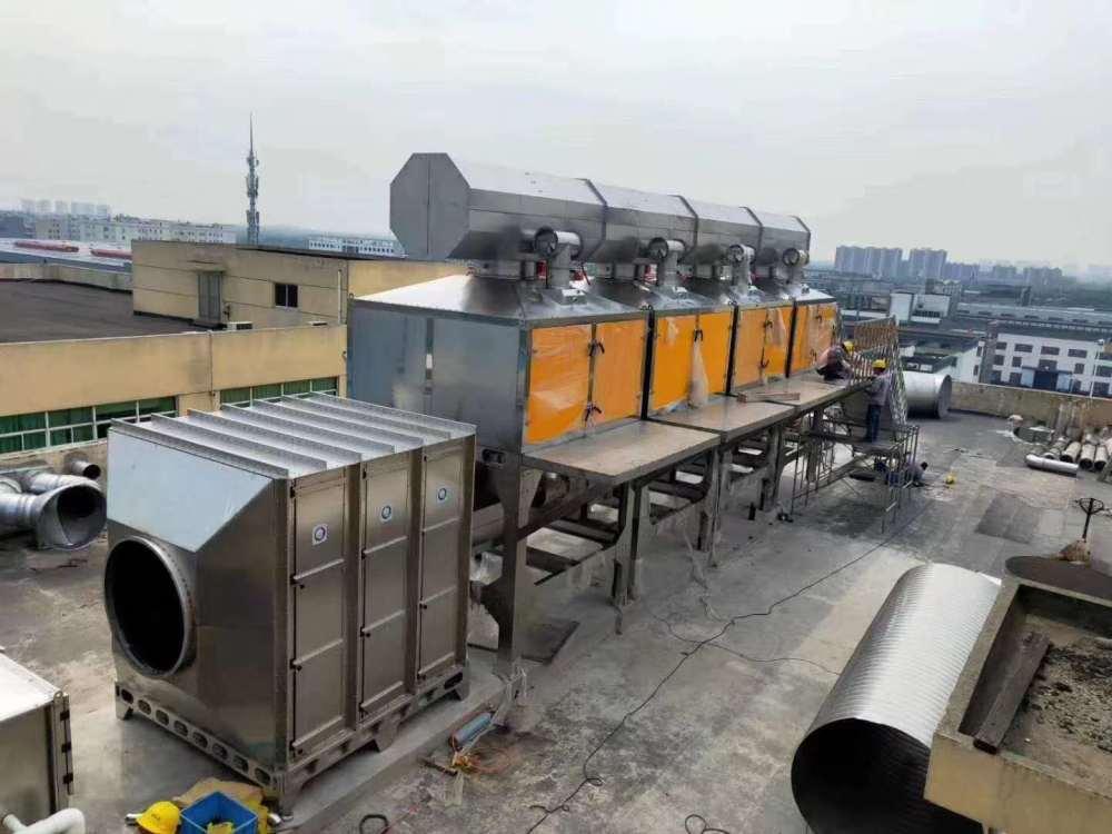 废气处理催化燃烧设备价格