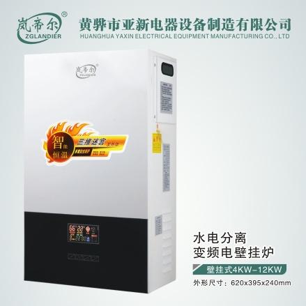 石家庄电锅炉、智能省电电锅炉、家用地暖电锅炉安装图