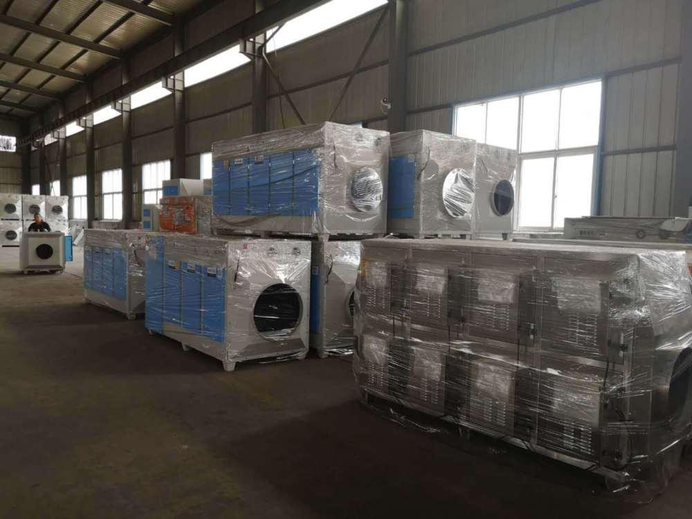 催化燃烧设备风量计算、诺利多尼、徐州市催化燃烧设备
