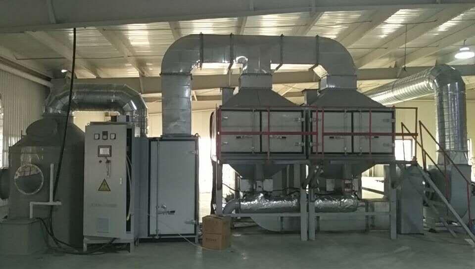催化燃烧设备燃烧催化、济宁市催化燃烧设备、诺利多尼环保设备
