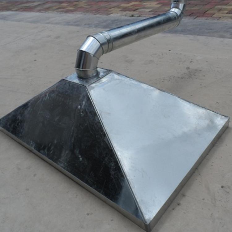 通暢品牌風管廠家直銷圓形螺旋風管201/304不銹鋼