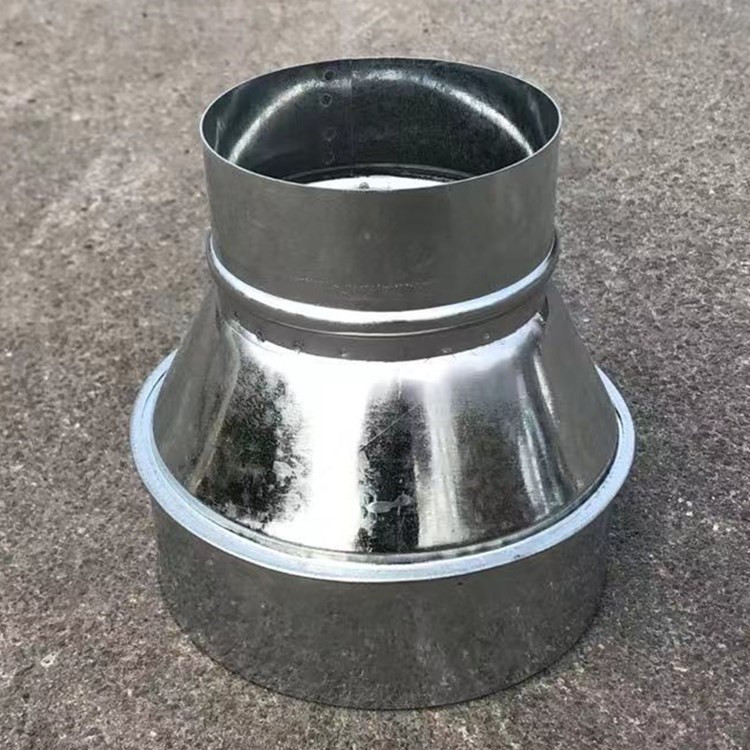 清遠螺旋風管Φ1200mm加工 鍍鋅螺旋風管價格
