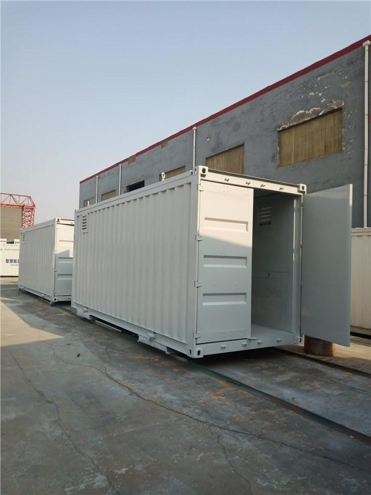 全新特种集装箱 开顶集装箱 设备集装箱厂家加工定制