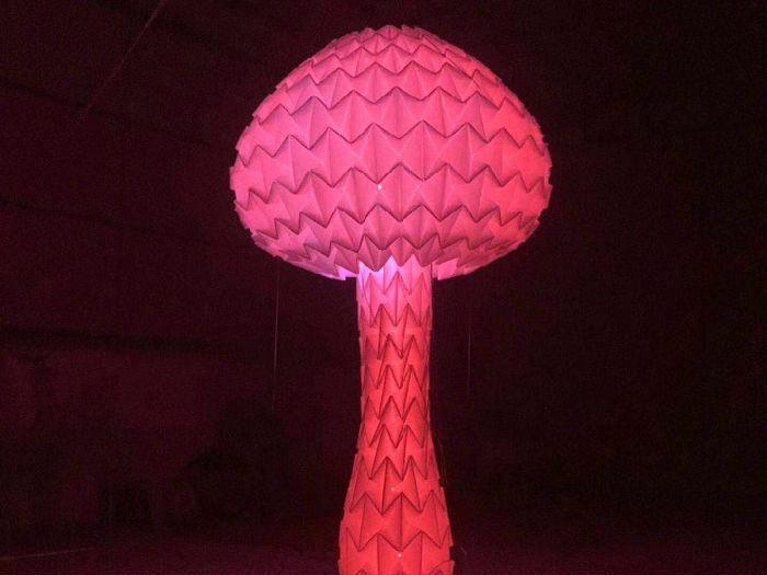 衡水机械蘑菇树、上海漫波、网红机械蘑菇树