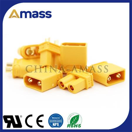 艾迈斯研发生产大电流DC直流连接器XT30U种类多认证全